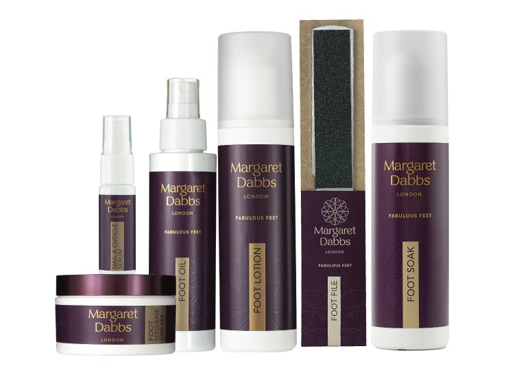 Margaret Dabbs feet products